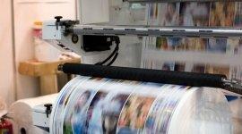 Stampa di materiale pubblicitario