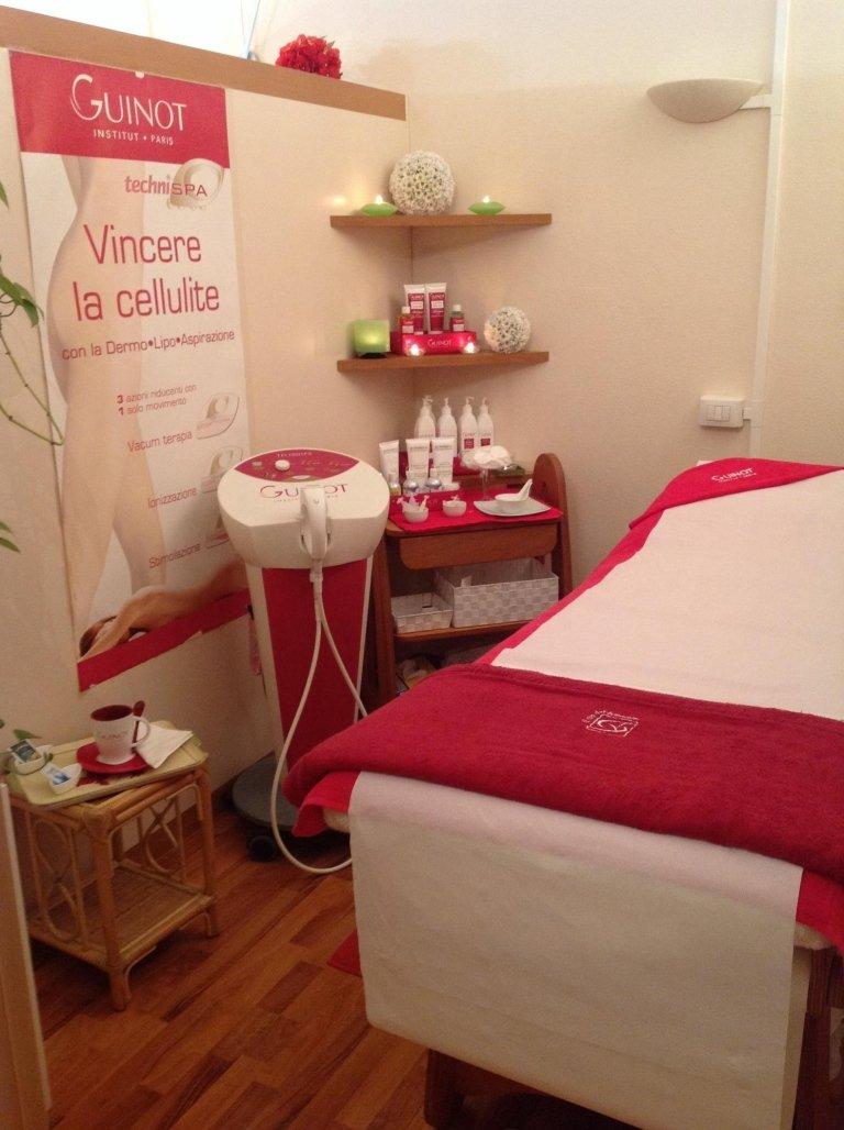 Massaggi centro estetico
