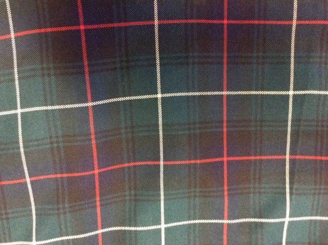 Tartan - modern mcdonald of the Isles