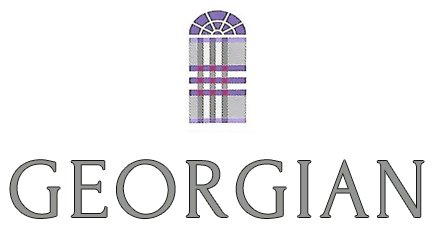 Georgian company logo
