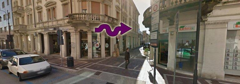 Via S Vincenzo de Paoli 10 Monfalcone (Gorizia)