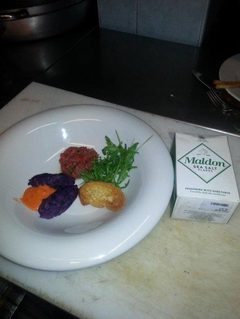 verdura, carne, ristorante