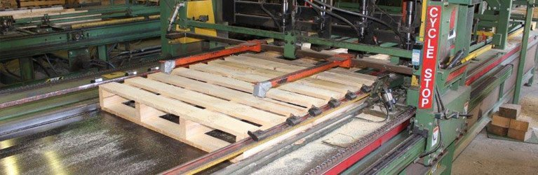 palletco sa wooden pallet maufacturing machine