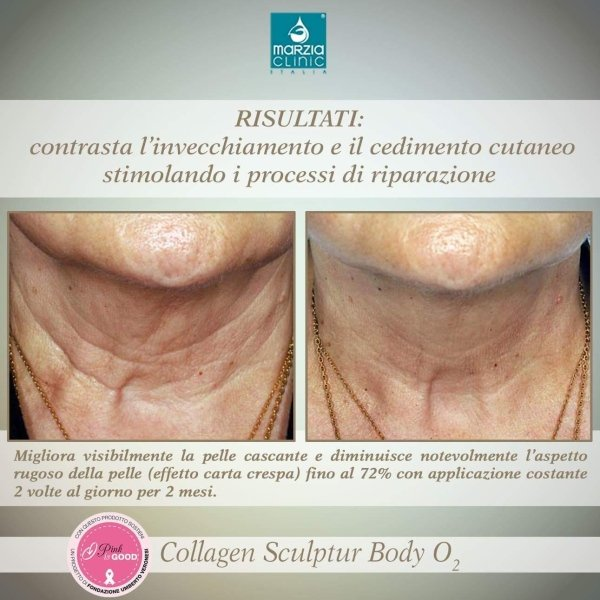 MARZIA CLINIC COLLAGEN SCULPTUR BODY