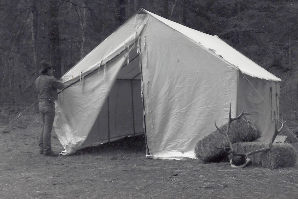 The world\'s best wall tents - custom made - Wall Tent Stoves