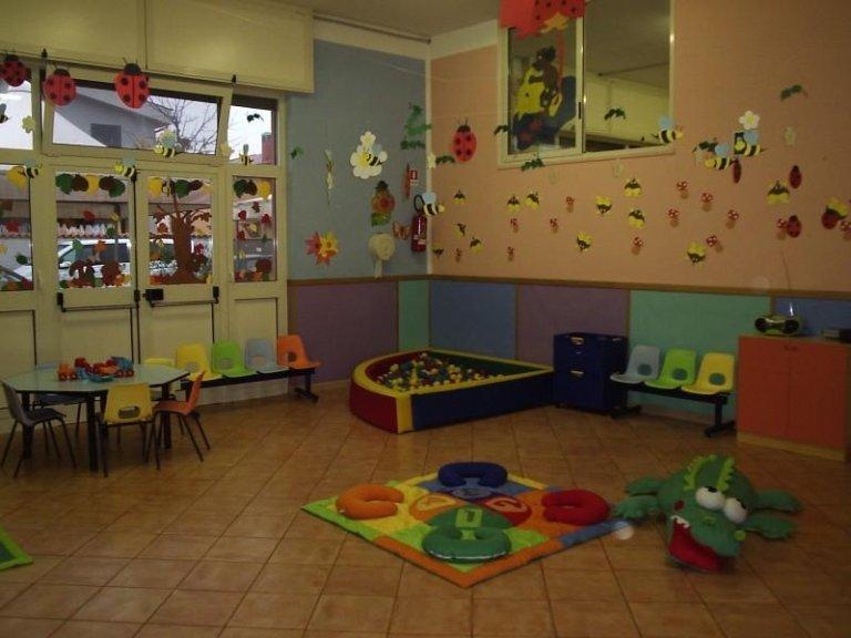 Asilo nido isola sacra fiumicino il girotondo servizi for Graduatorie asilo nido roma