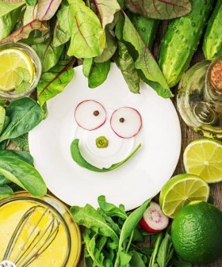 menu verdura