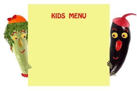 kid menu