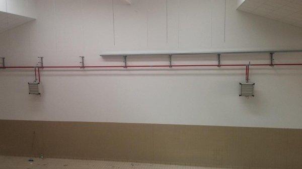 Impianto di riscaldamento per distilleria