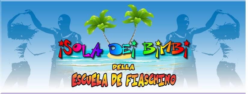 Isola Dei Bimbi Della Escuela De Fiaschino logo