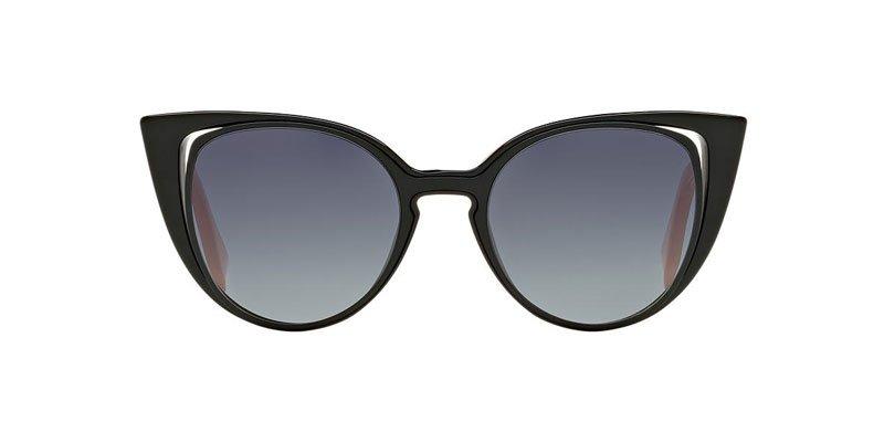 occhiali da sole neri
