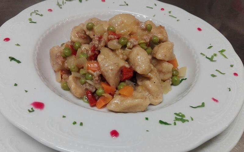 Piatti cucina tipica friulana