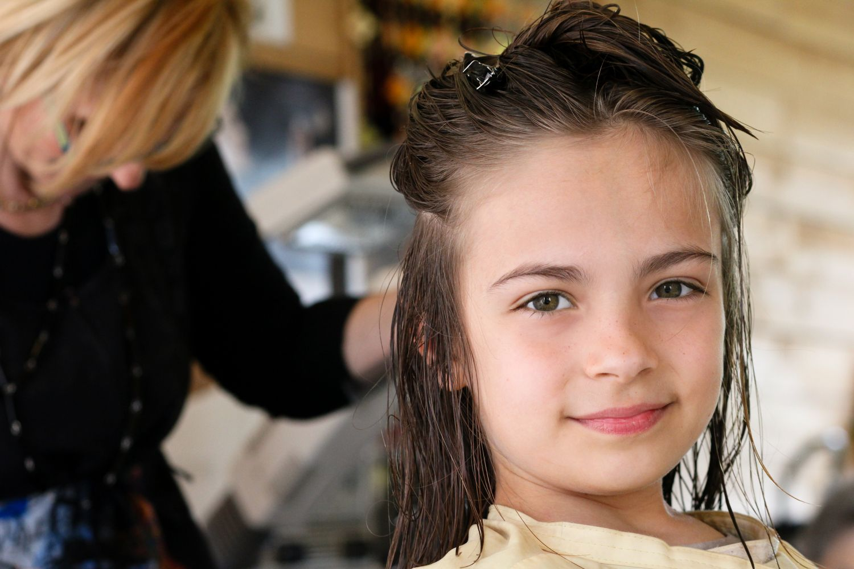 Kid's haircuts in Lincoln, NE