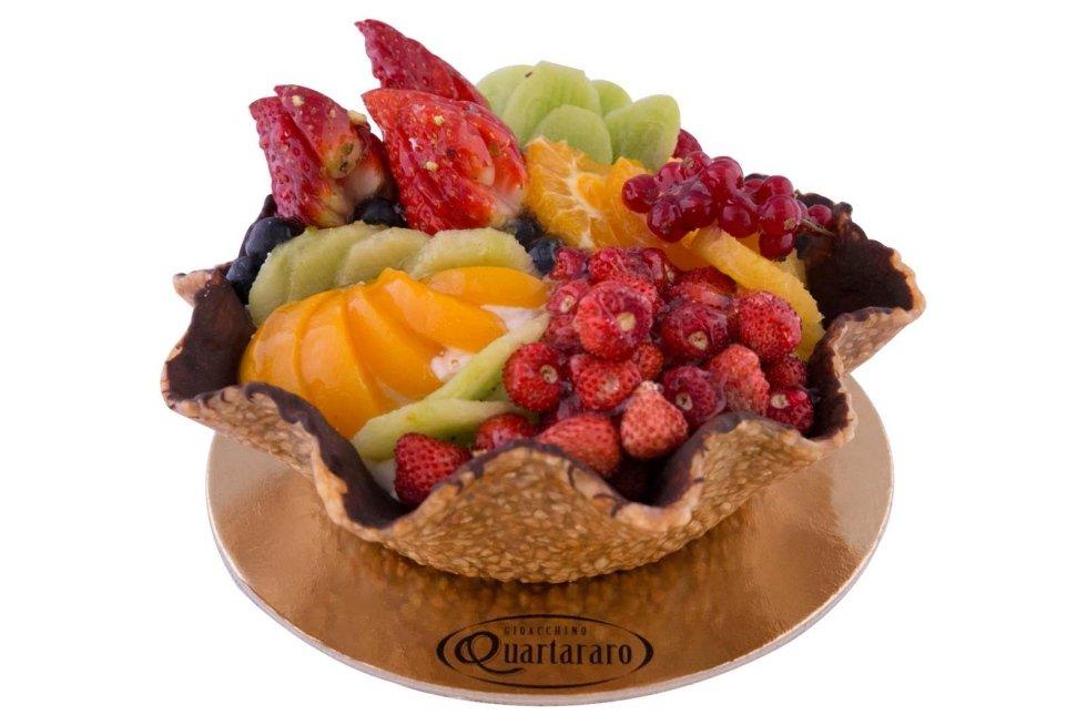 tripudio di frutta