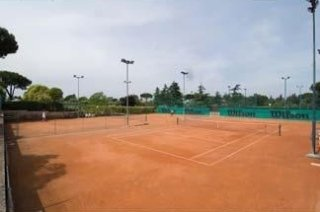 Centro avviamento Tennis