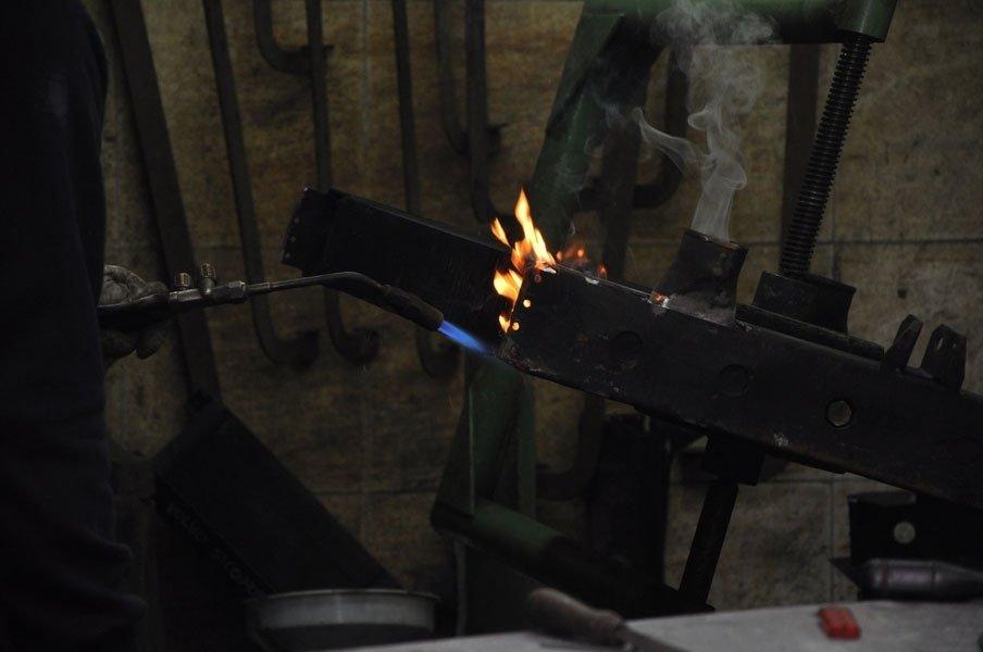 radiatori per veicoli industriali