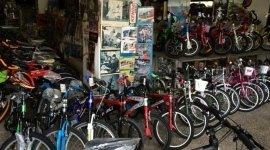 cyclette, pneumatici per biciclette, portabiciclette