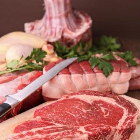 tagli di carnee fresca