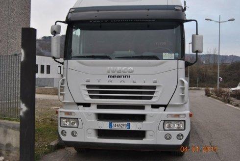 Camion trasporto terra arezzo