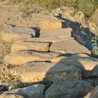 pietre per realizzare muri a secco