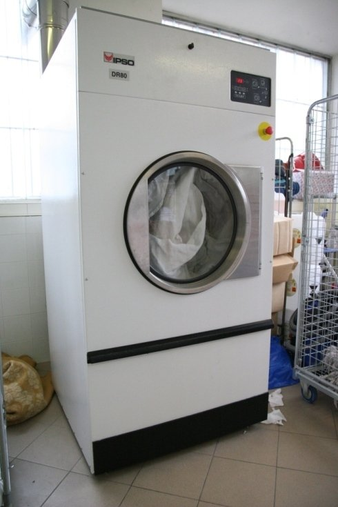 lavaggio lavanderia industriale