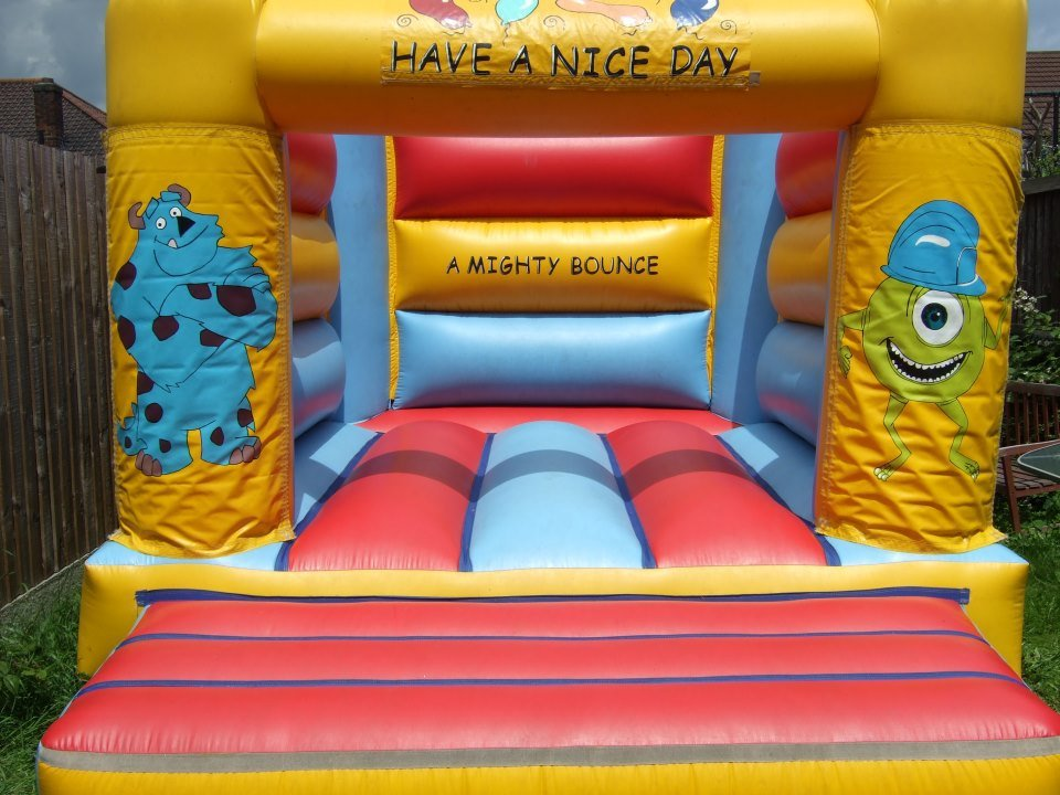 party bouncy castles