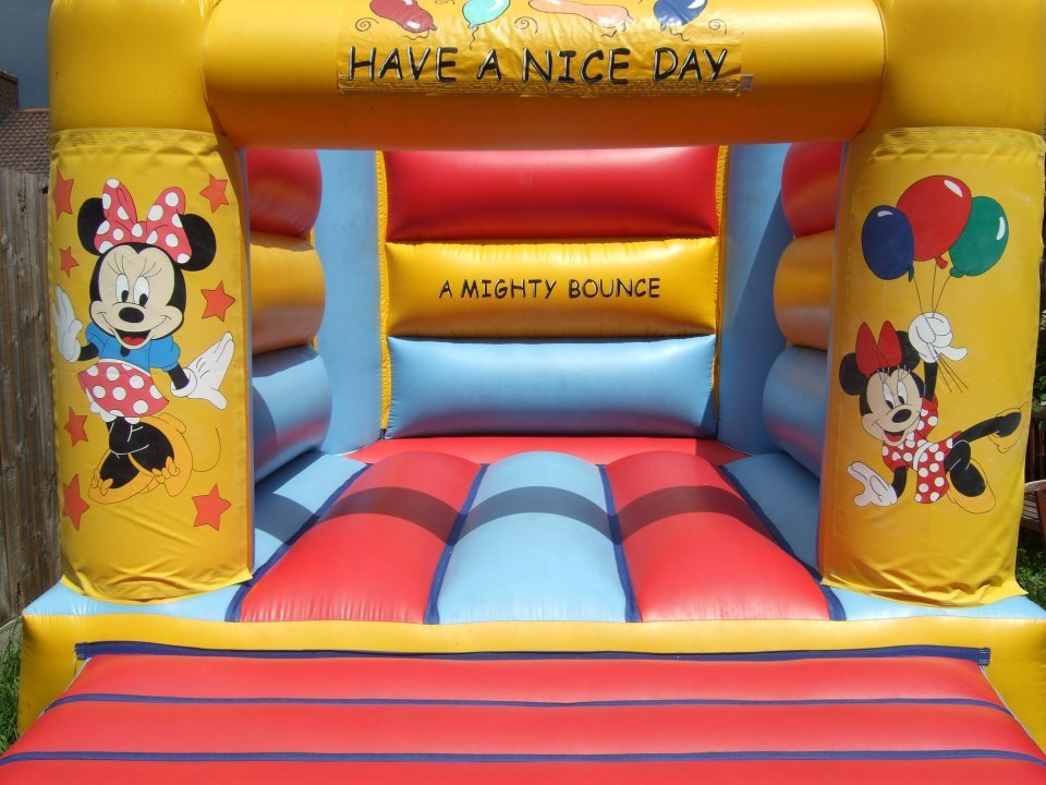 bouncy castles for all occasions