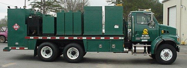 Fuel Lube Trucks