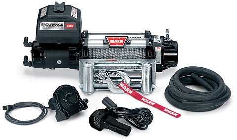 Winches manufactured by WARN industries