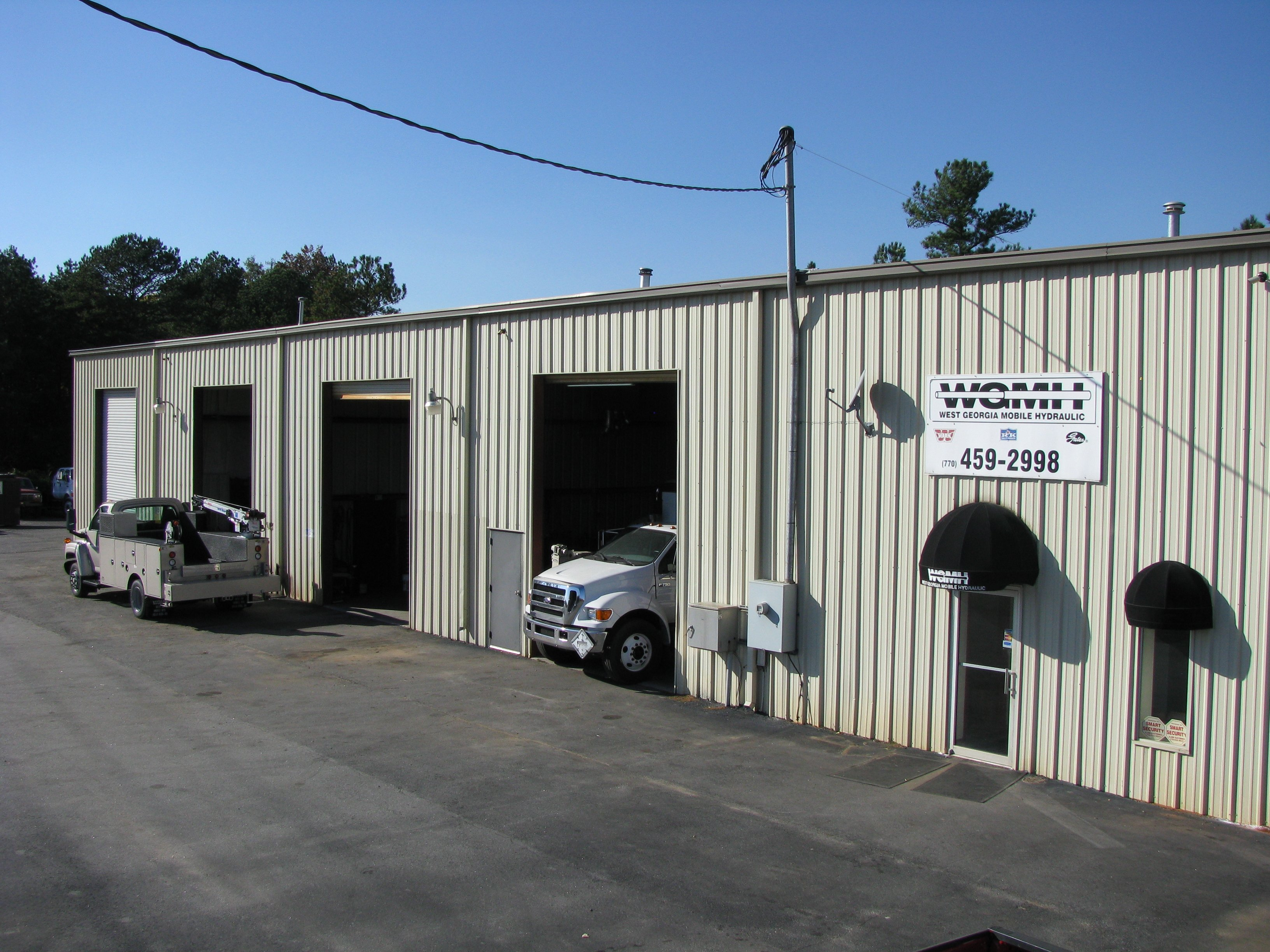 West Georgia Mobile Hydraulics, Inc. 98 Edge Road Villa Rica, GA 30180