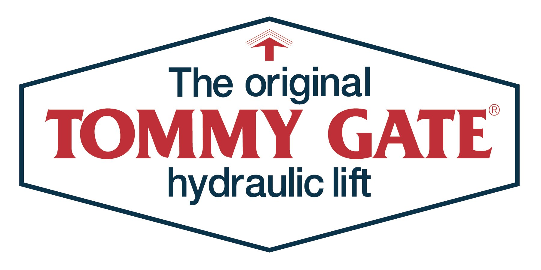 The original Tommy Gate Hydraulic Lift