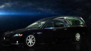 auto di lusso Maserati