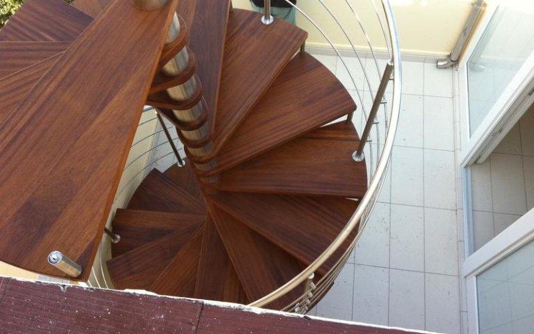vendita scale a spirale