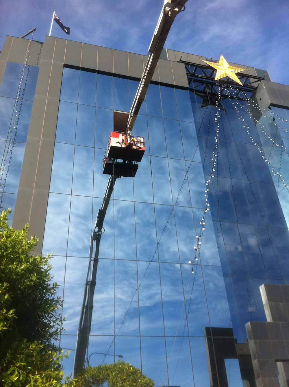 glass maintenance