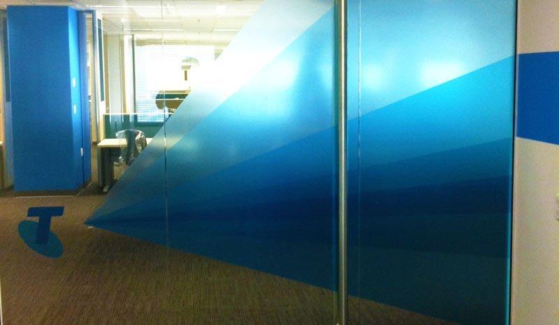 custom partition door