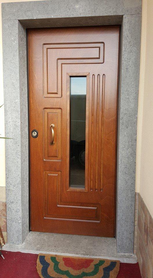 Porta Blindata fabbricata da AM Service Porte e Infissi 7