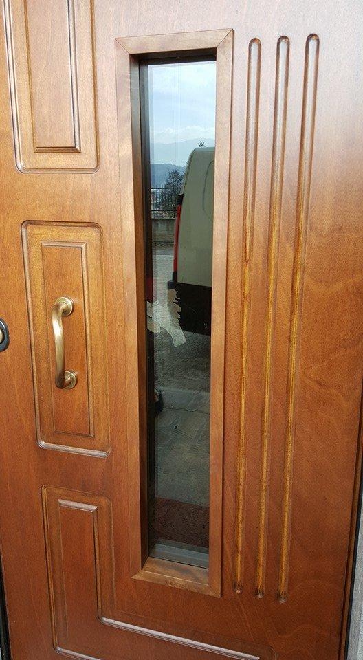 Porta Blindata fabbricata da AM Service Porte e Infissi
