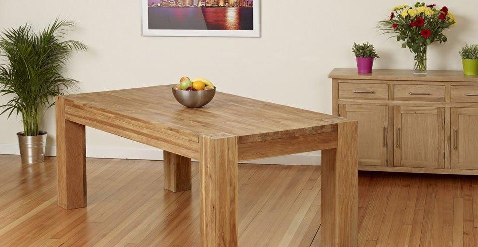 Dining furniture. The Oak   Pine Factory Warehouse in Maldon