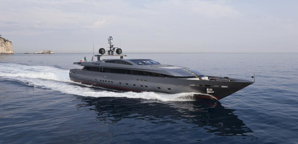 Motor yacht Monokini