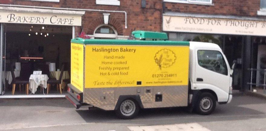 HASLINGTON Bakery counter