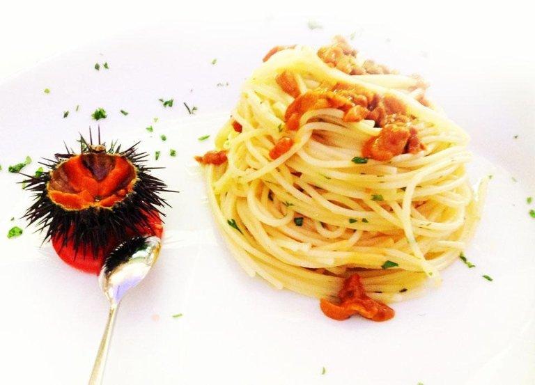 spaghetto al riccio