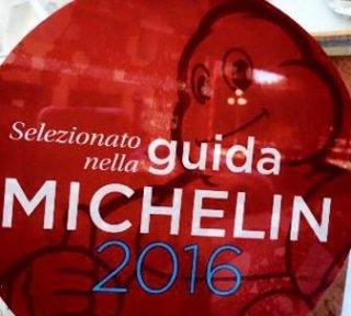 selezionato nella guida Michelin 2016