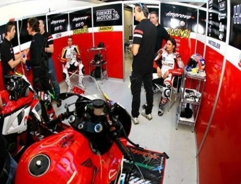 improve racing team by Firenze Motor