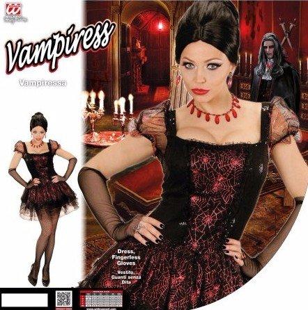 Costume di sexy vampiressa