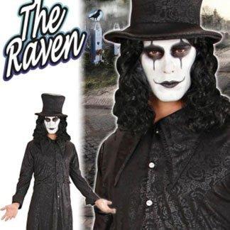 in costume tratto dal film Il corvo