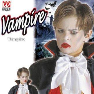 bambino vestito da vampiro