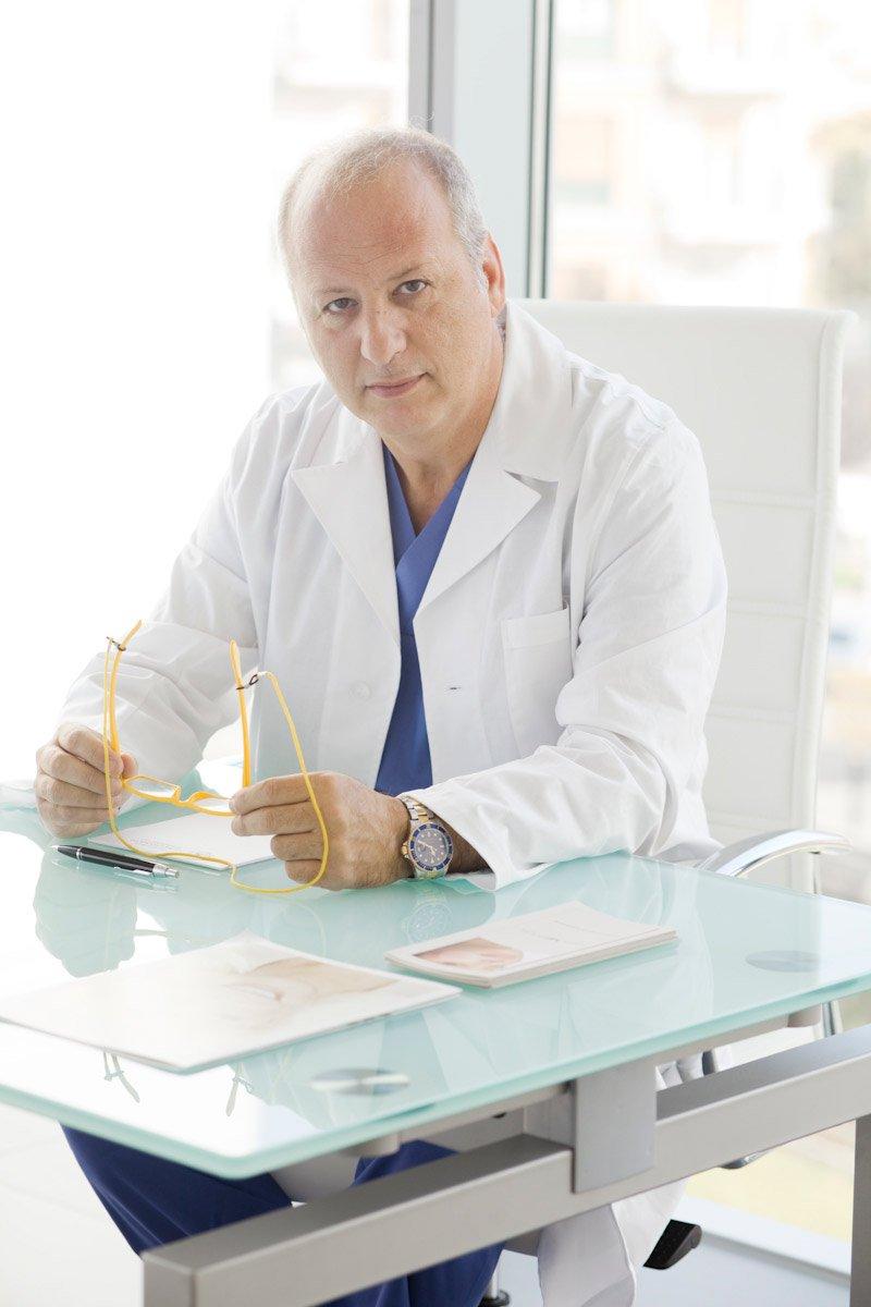 primario di reparto di chirurgia plastica