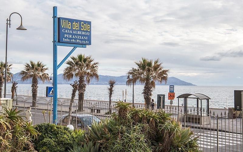 casa di riposo sul mare