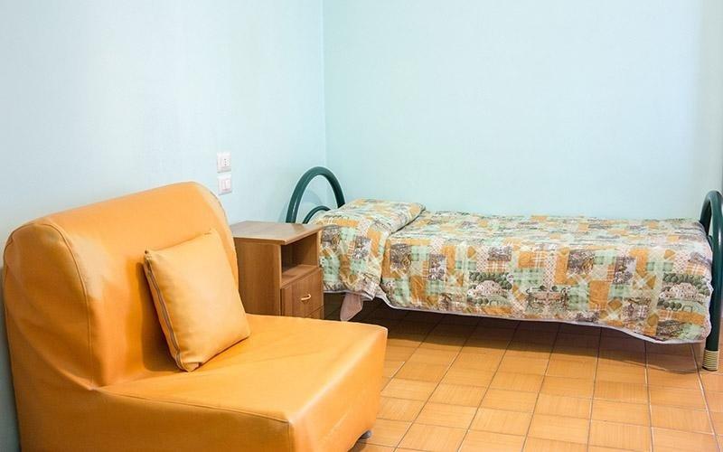 stanze per anziani