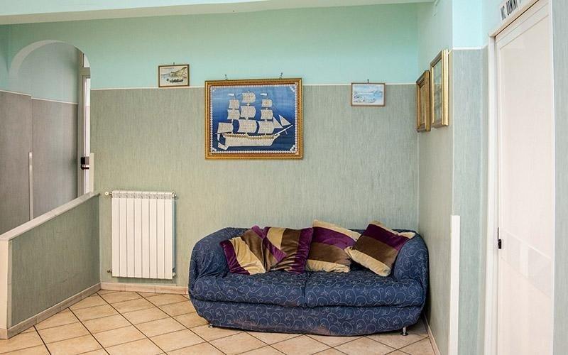 sala per anziani